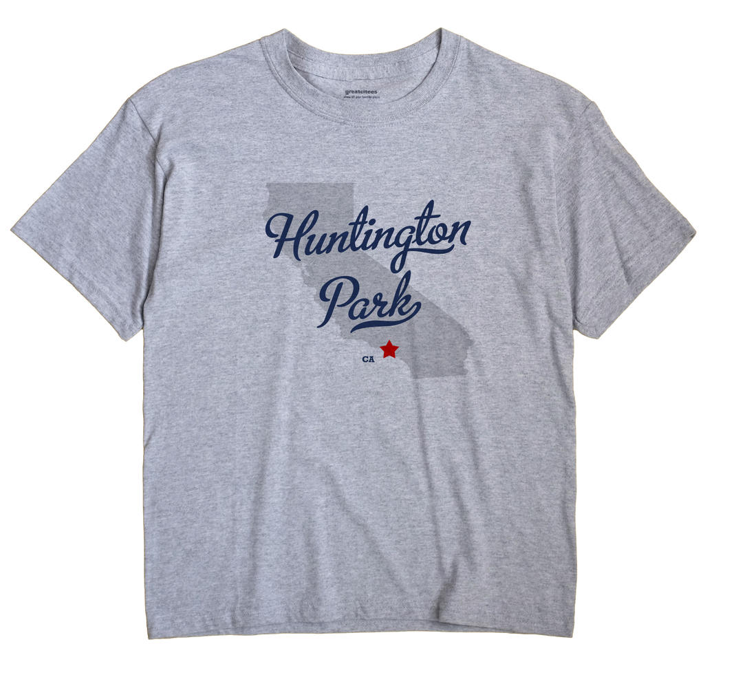 Huntington Park, California CA Souvenir Shirt