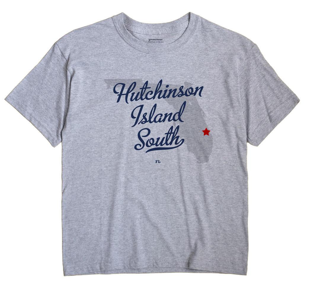 Hutchinson Island South, Florida FL Souvenir Shirt