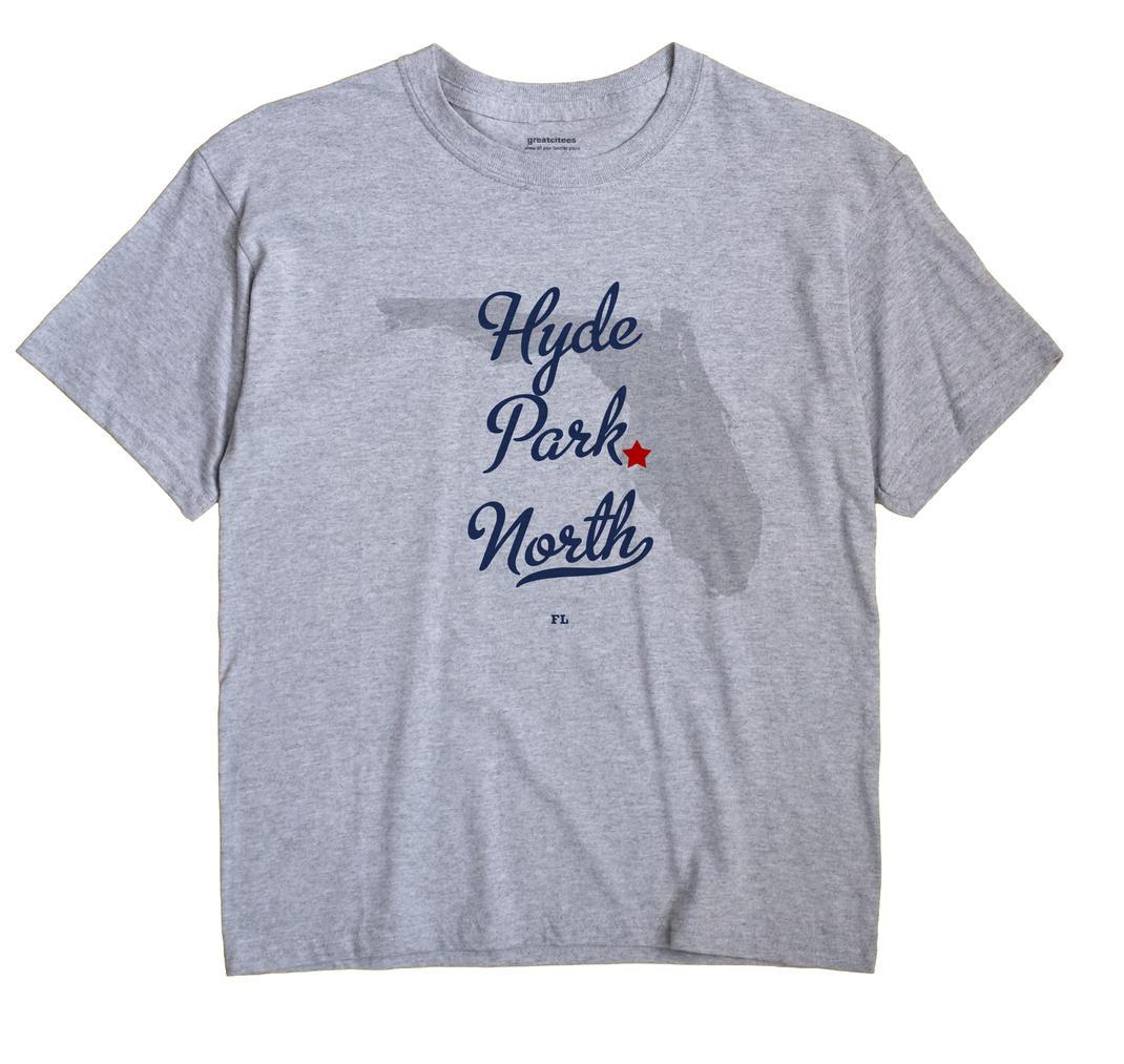 Hyde Park North, Florida FL Souvenir Shirt