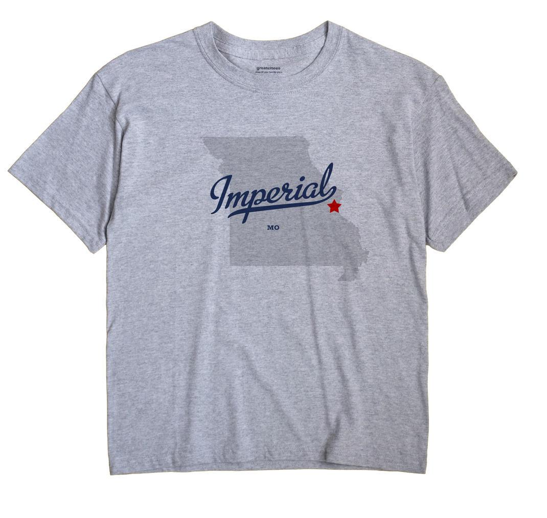 Imperial, Missouri MO Souvenir Shirt