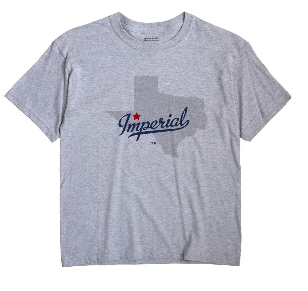Imperial, Texas TX Souvenir Shirt