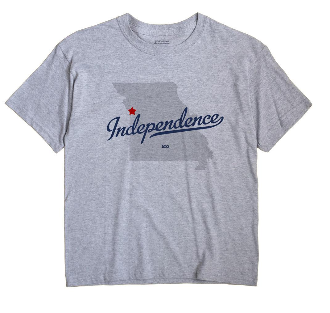 Independence, Jackson County, Missouri MO Souvenir Shirt