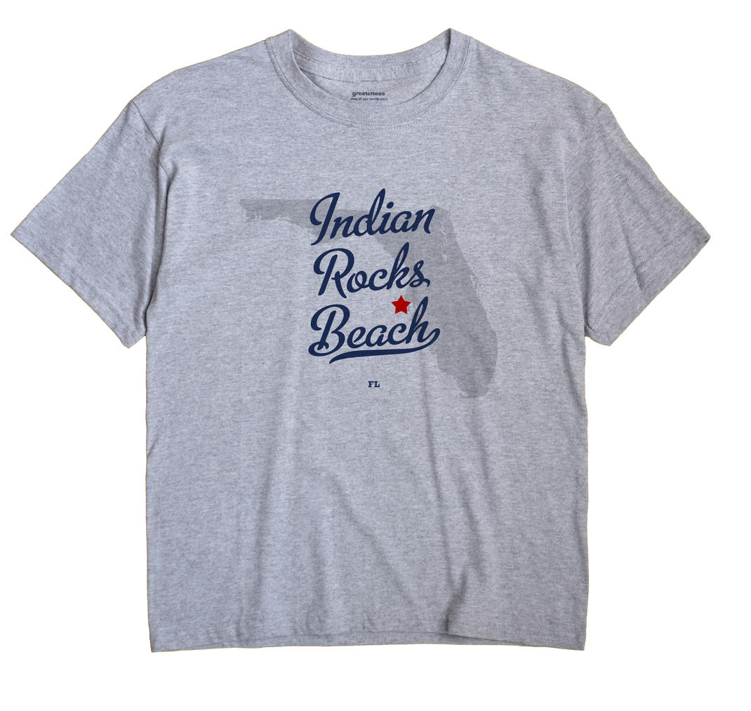 Indian Rocks Beach, Florida FL Souvenir Shirt