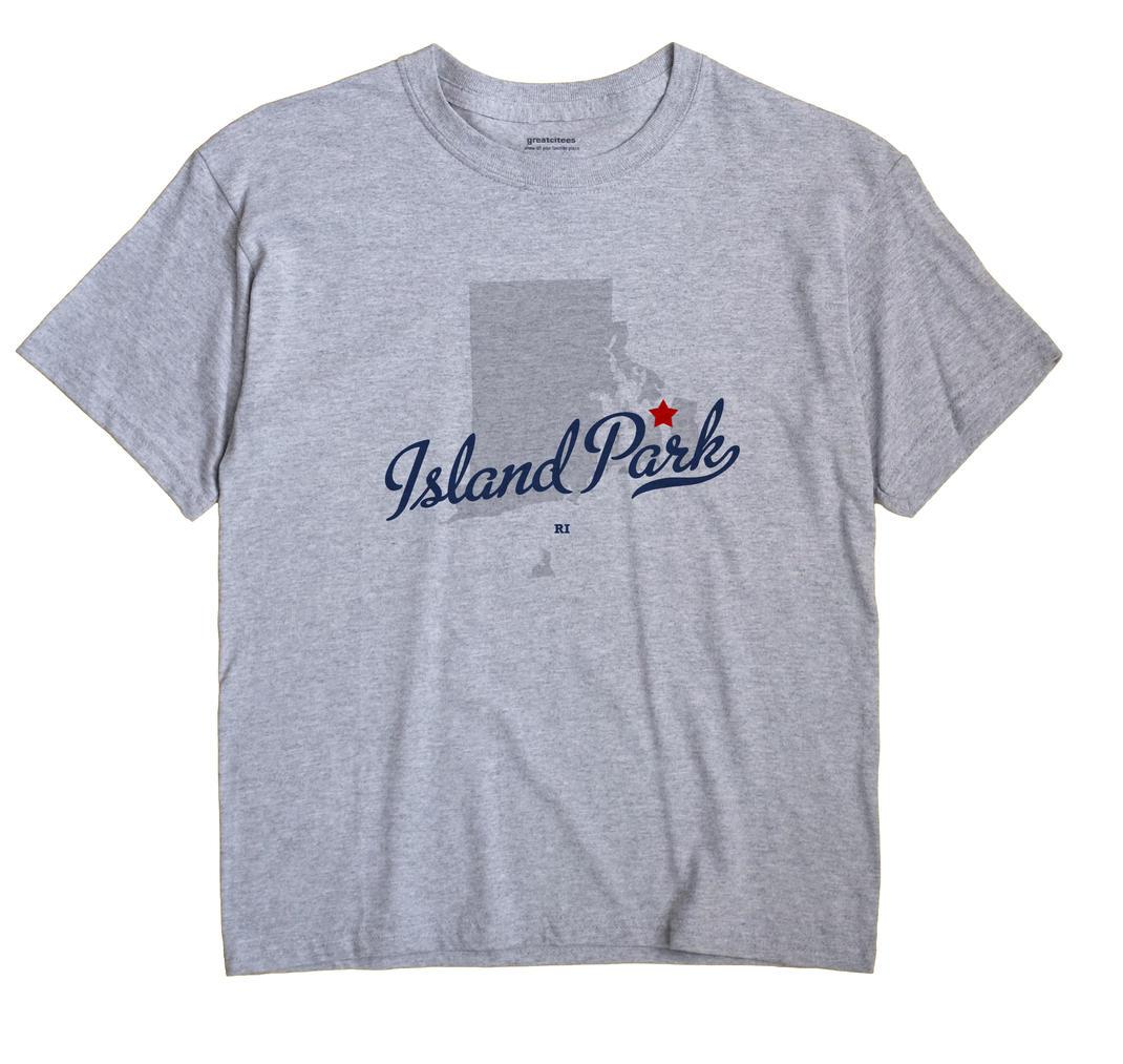 Island Park, Rhode Island RI Souvenir Shirt