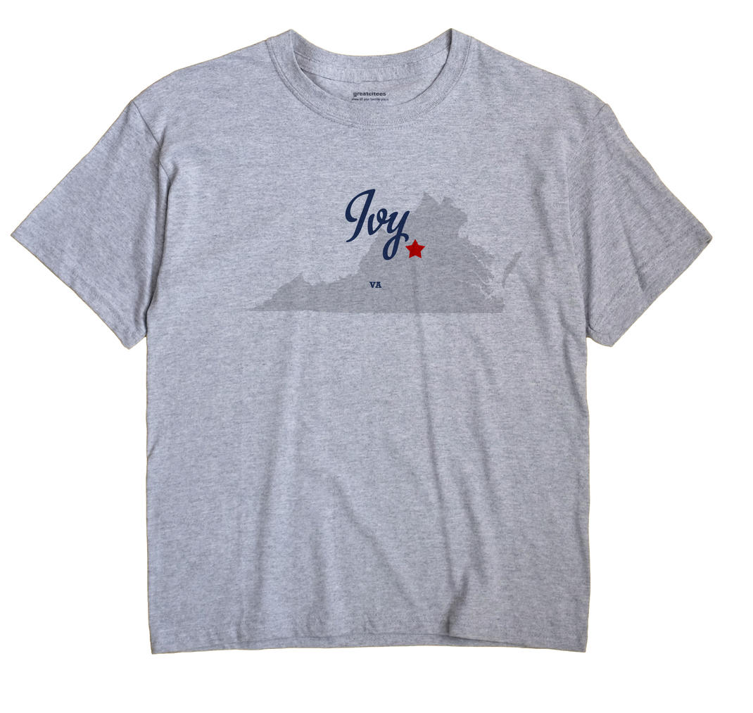 Ivy, Virginia VA Souvenir Shirt