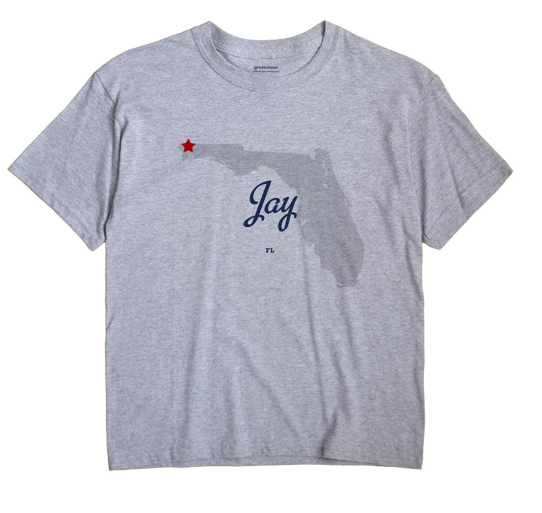 Jay, Florida FL Souvenir Shirt