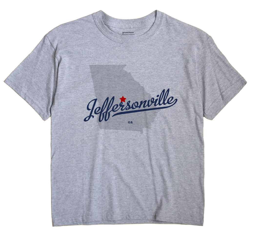 Jeffersonville, Georgia GA Souvenir Shirt