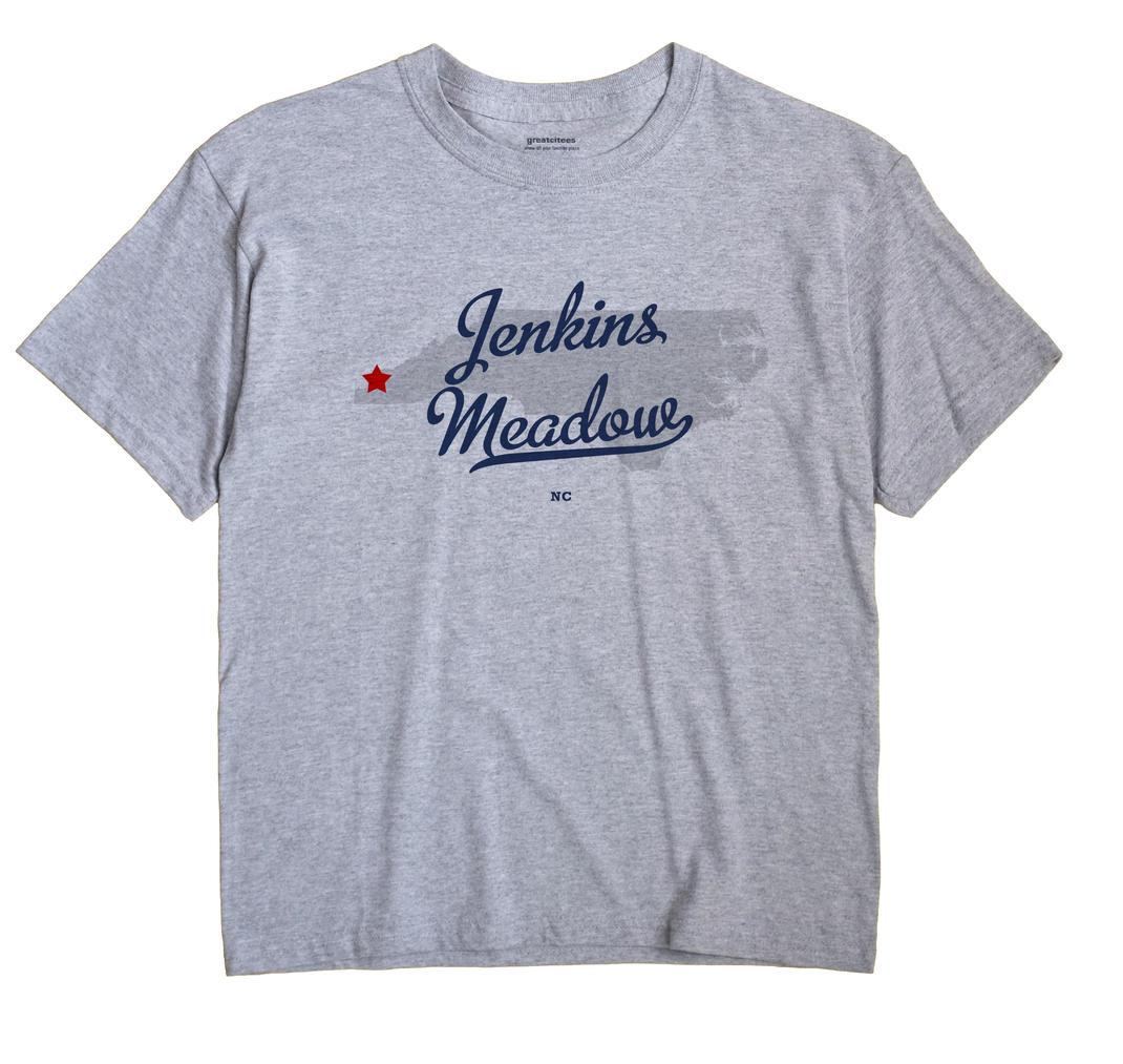 Jenkins Meadow, North Carolina NC Souvenir Shirt
