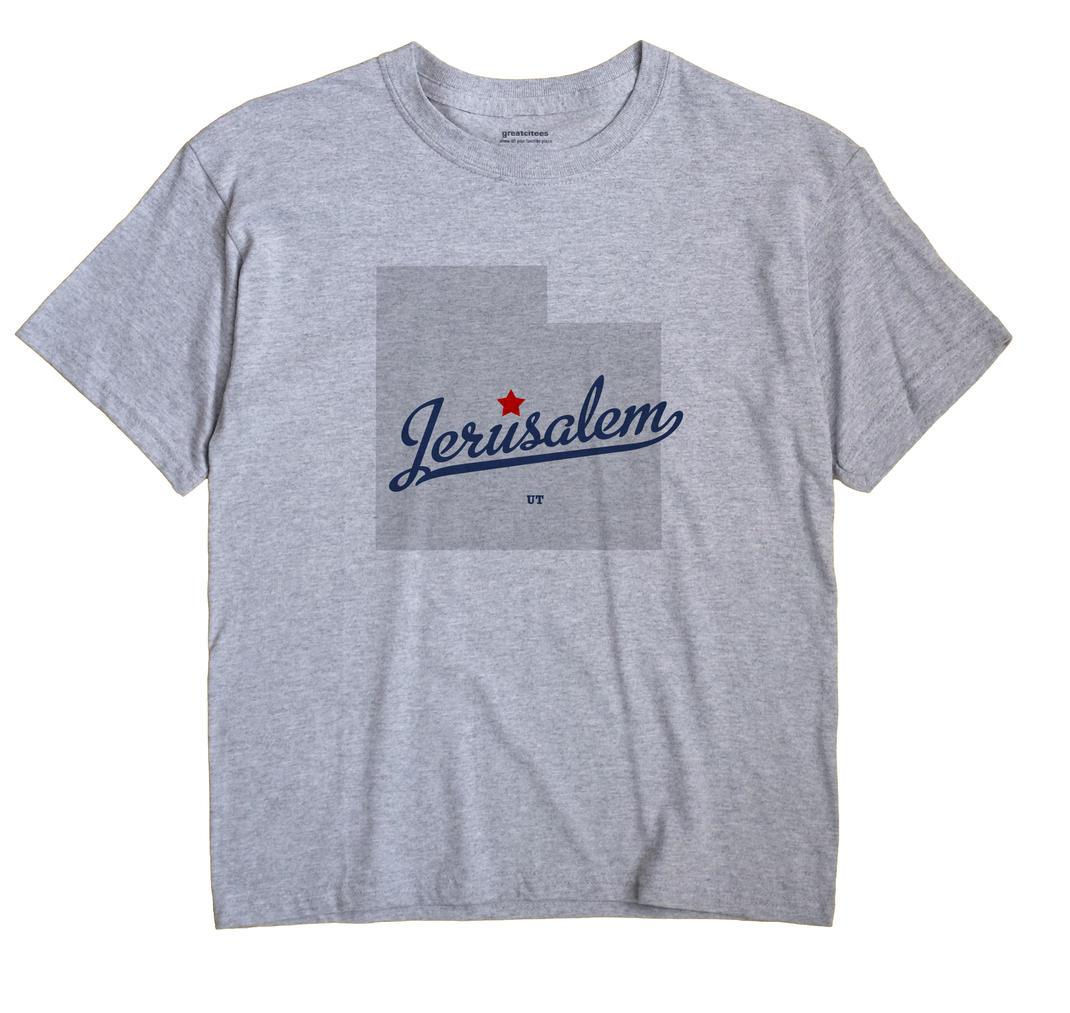 Jerusalem, Utah UT Souvenir Shirt
