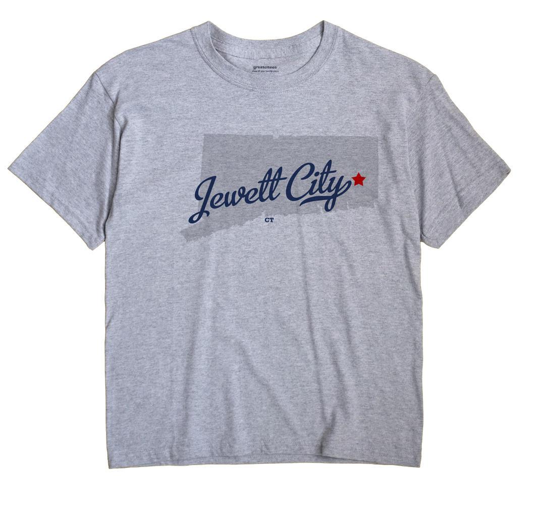 Jewett City, Connecticut CT Souvenir Shirt