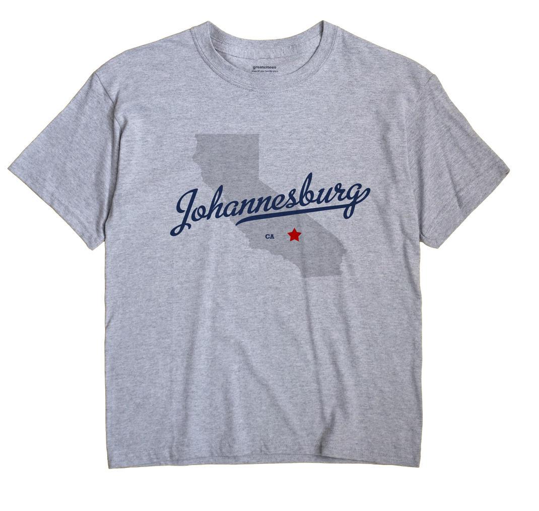 Johannesburg, California CA Souvenir Shirt