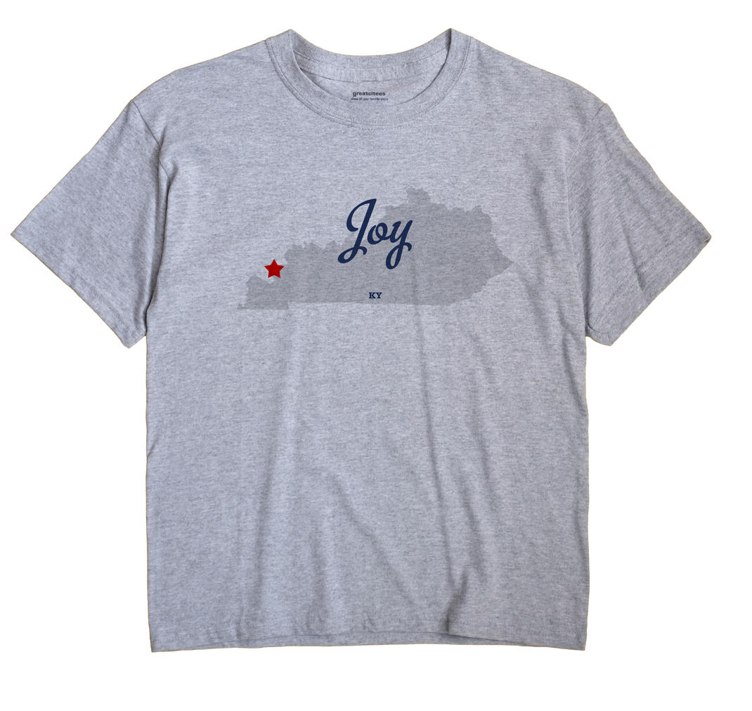 Joy, Kentucky KY Souvenir Shirt