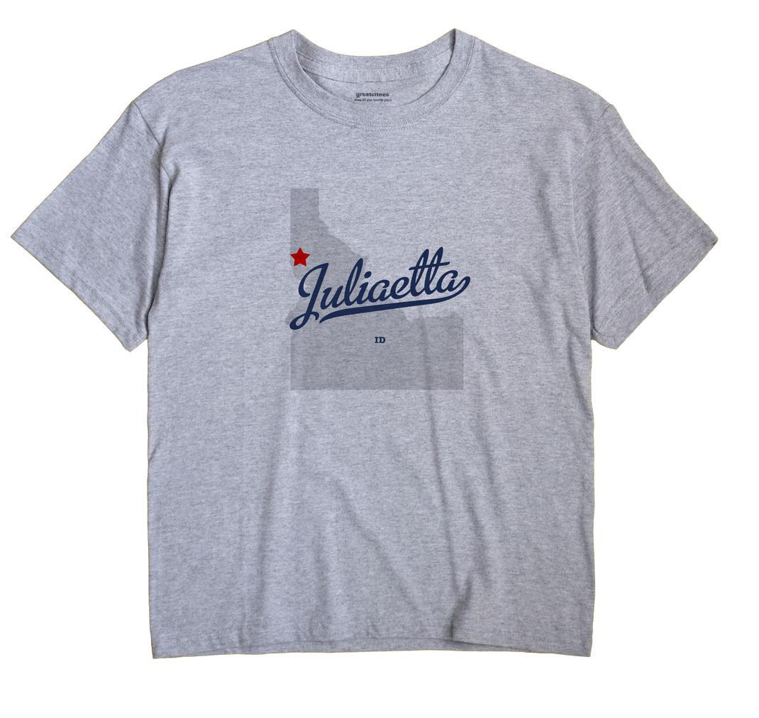 Juliaetta, Idaho ID Souvenir Shirt