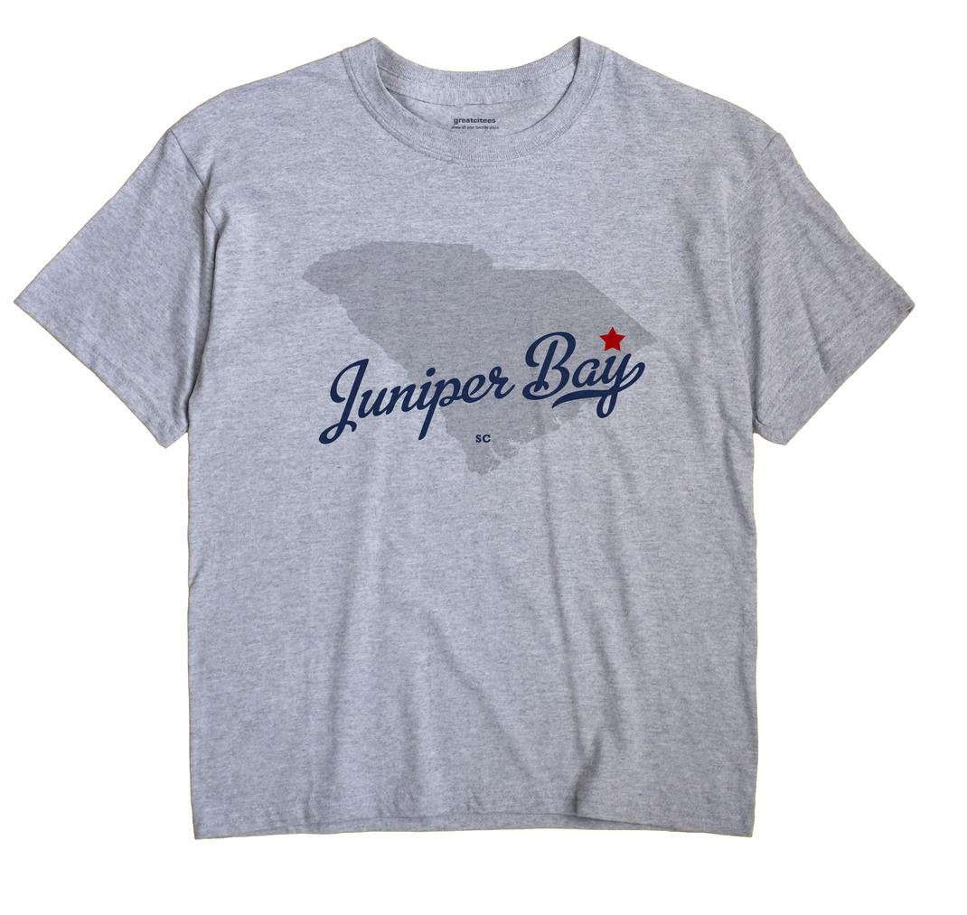 Juniper Bay, South Carolina SC Souvenir Shirt