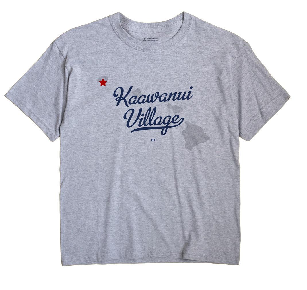 Kaawanui Village, Hawaii HI Souvenir Shirt