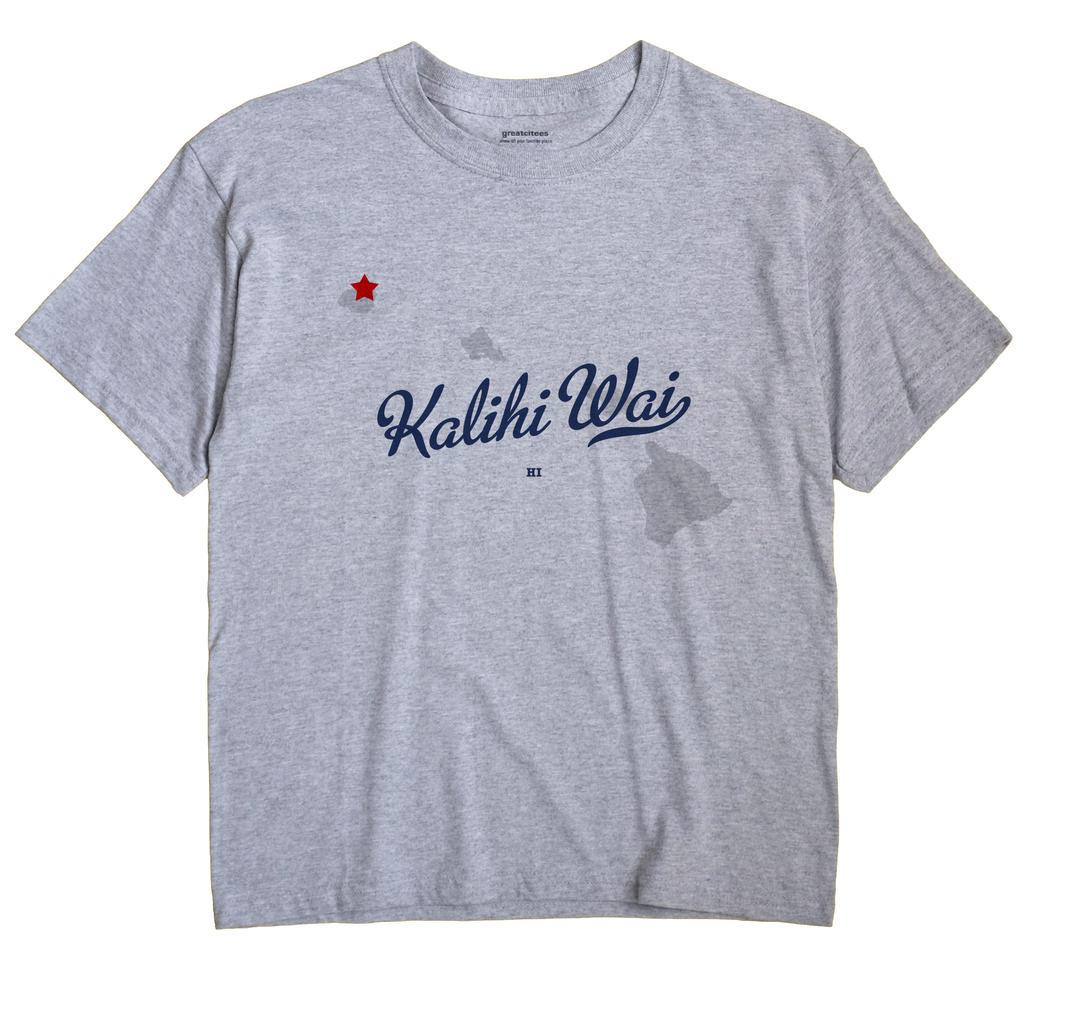 Kalihi Wai, Hawaii HI Souvenir Shirt