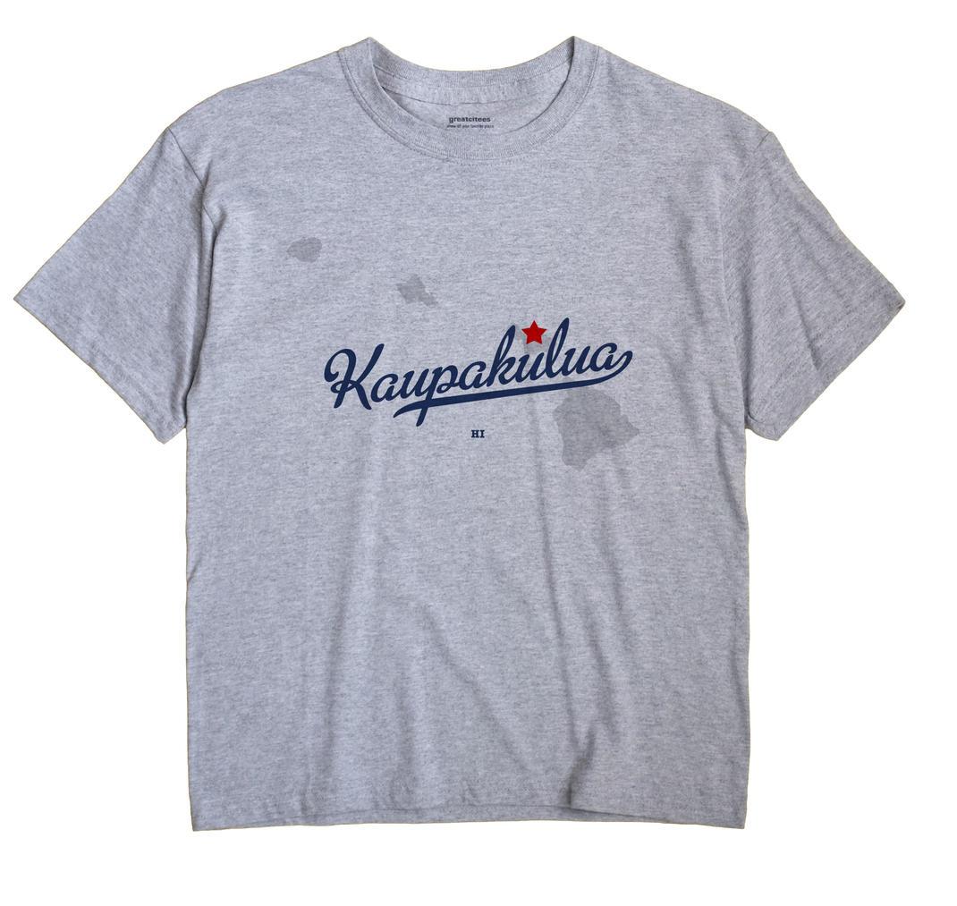 Kaupakulua, Hawaii HI Souvenir Shirt