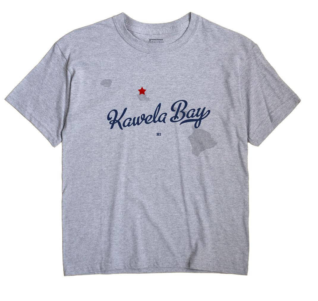 Kawela Bay, Hawaii HI Souvenir Shirt