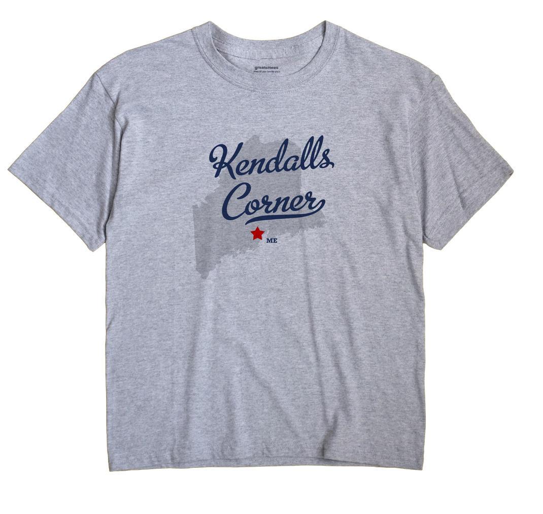 Kendalls Corner, Maine ME Souvenir Shirt