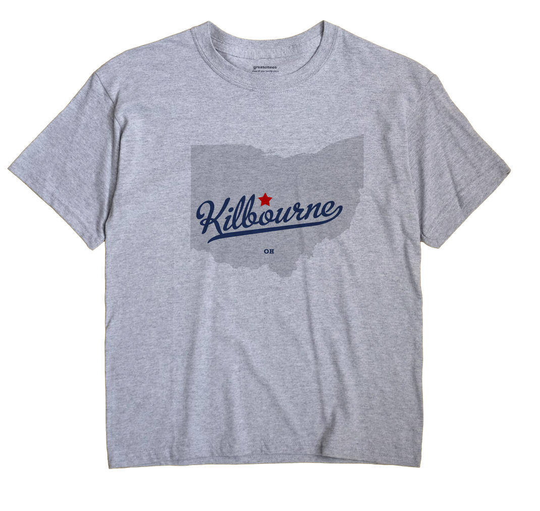 Kilbourne, Ohio OH Souvenir Shirt