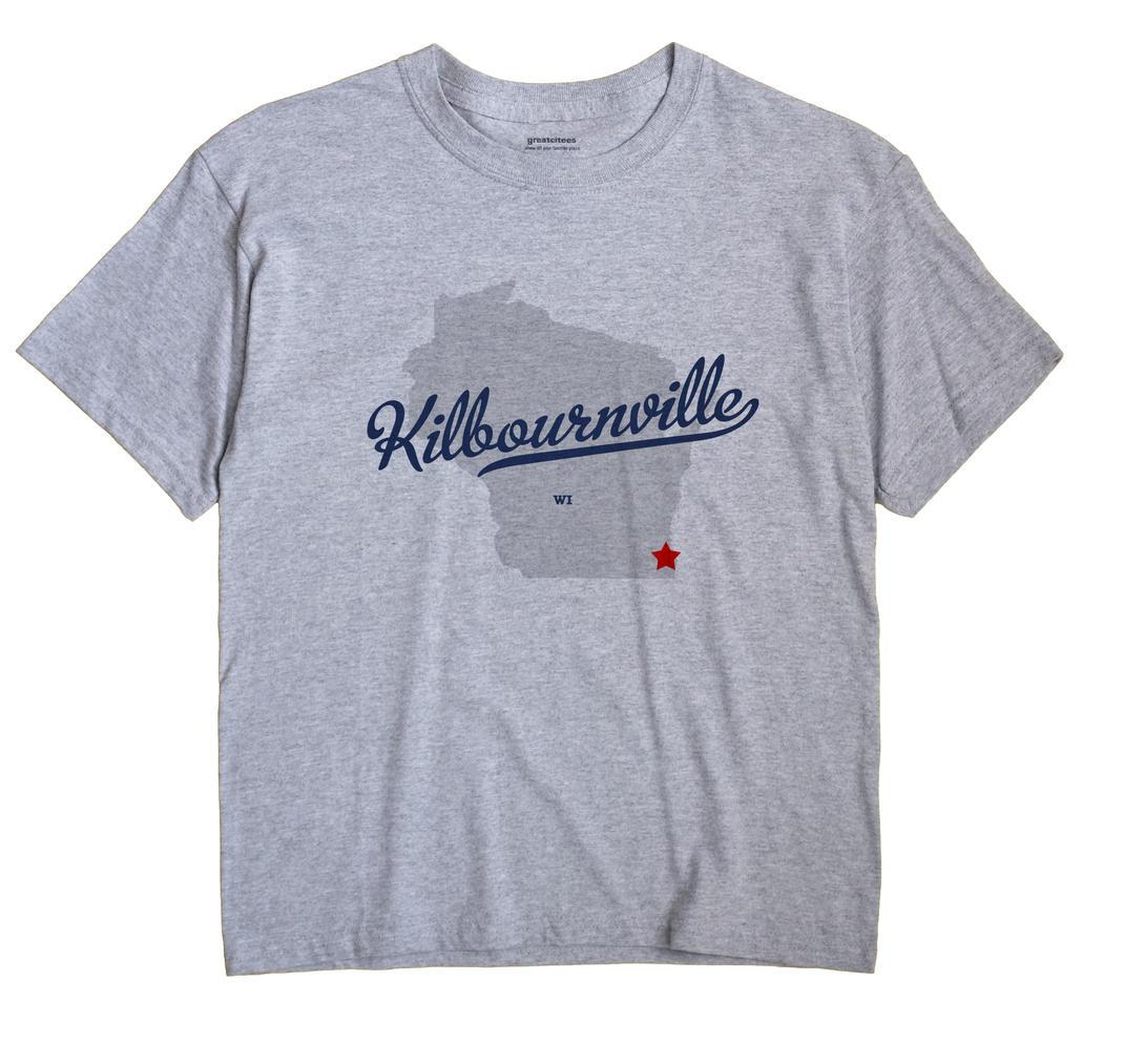 Kilbournville, Wisconsin WI Souvenir Shirt