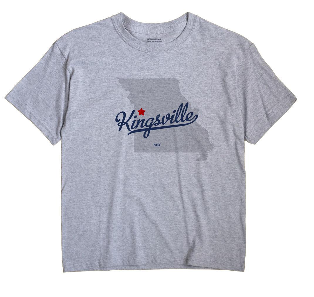 Kingsville, Missouri MO Souvenir Shirt