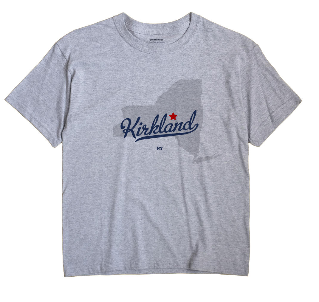 Kirkland, New York NY Souvenir Shirt