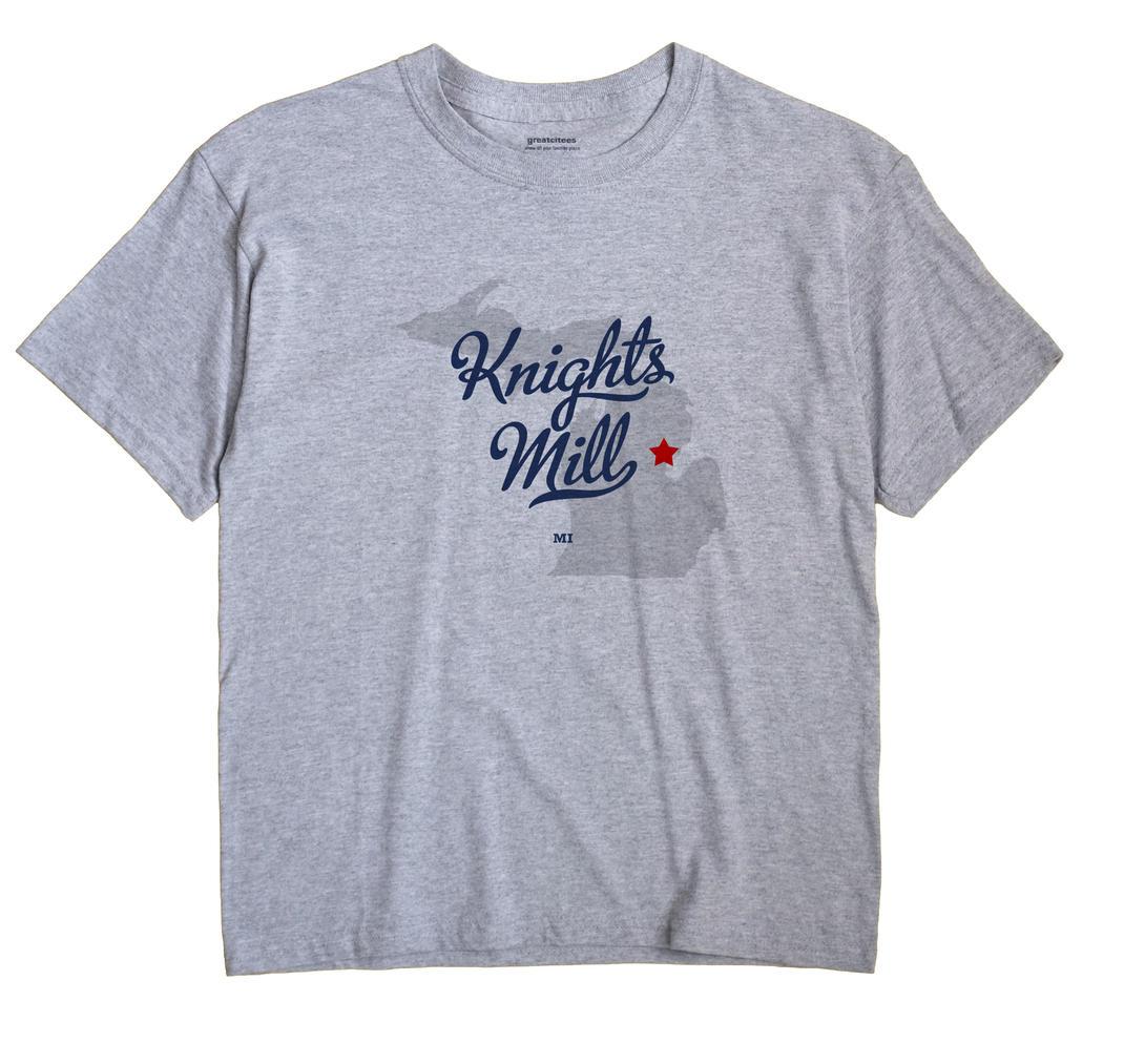 Knights Mill, Michigan MI Souvenir Shirt