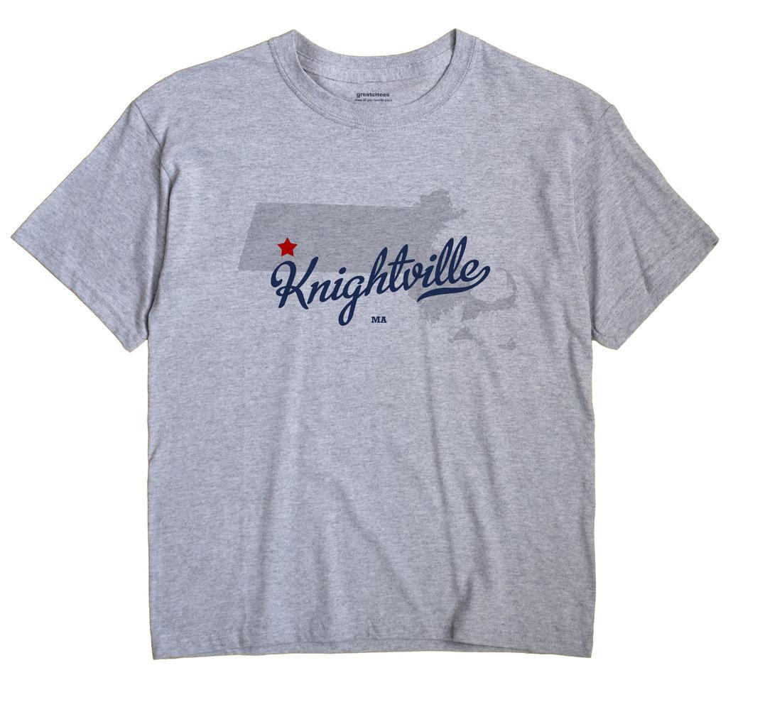 Knightville, Massachusetts MA Souvenir Shirt