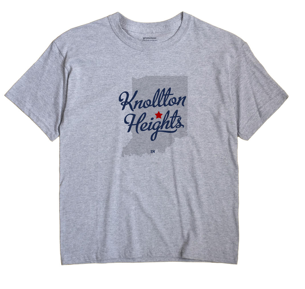 Knollton Heights, Indiana IN Souvenir Shirt
