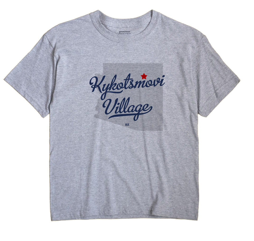 Kykotsmovi Village, Arizona AZ Souvenir Shirt