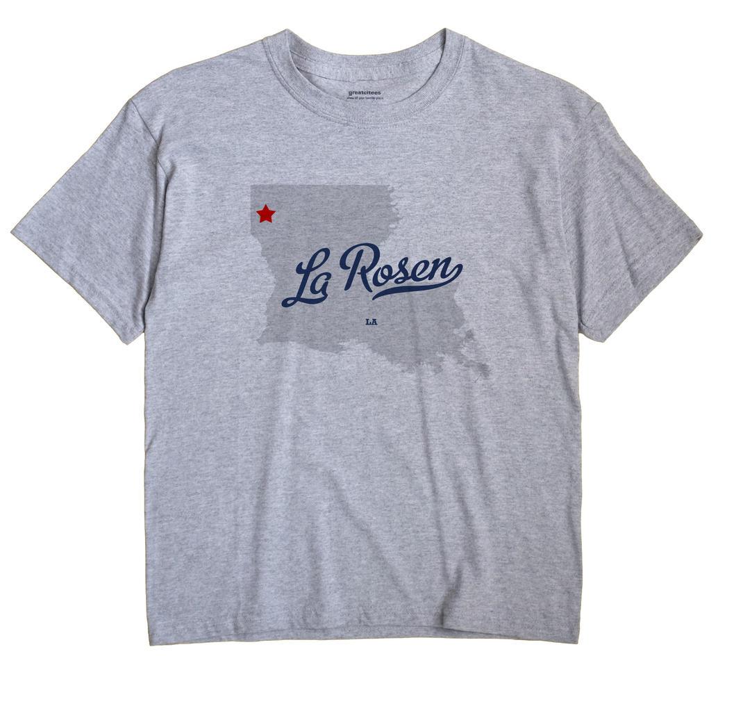 La Rosen, Louisiana LA Souvenir Shirt