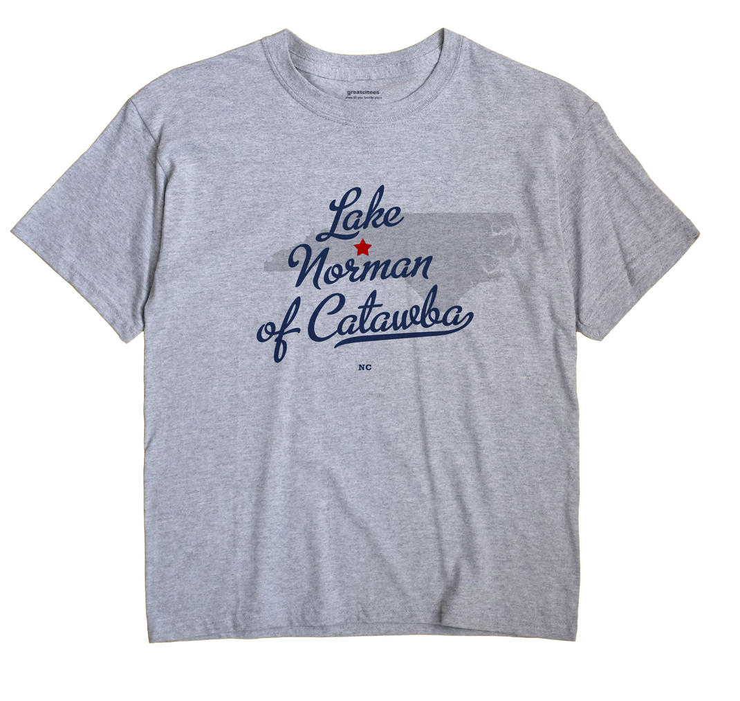 Lake Norman of Catawba, North Carolina NC Souvenir Shirt