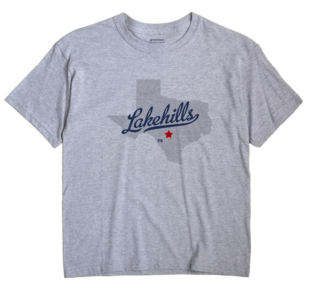 Lakehills, Texas TX Souvenir Shirt