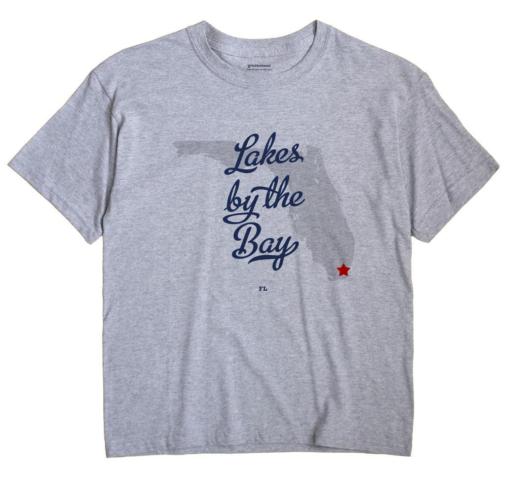 Lakes by the Bay, Florida FL Souvenir Shirt