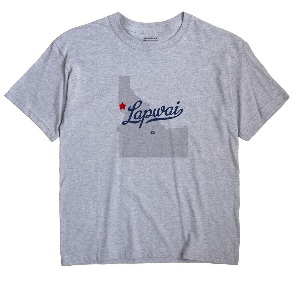 Lapwai, Idaho ID Souvenir Shirt