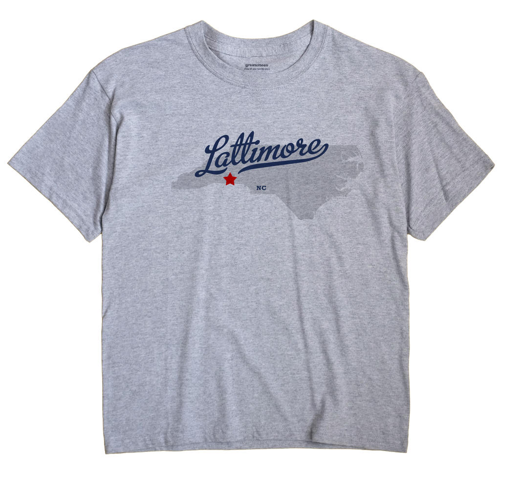 Lattimore, North Carolina NC Souvenir Shirt
