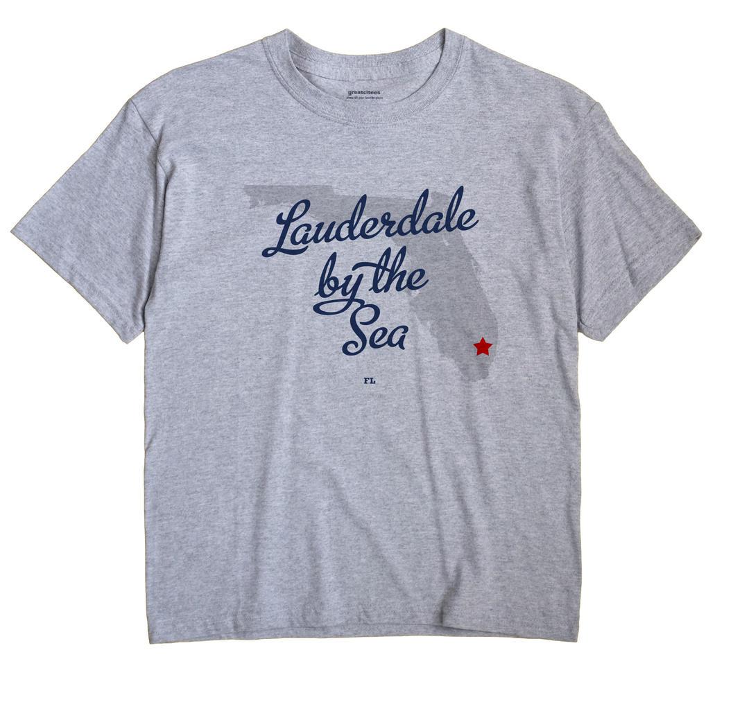 Lauderdale-by-the-Sea, Florida FL Souvenir Shirt