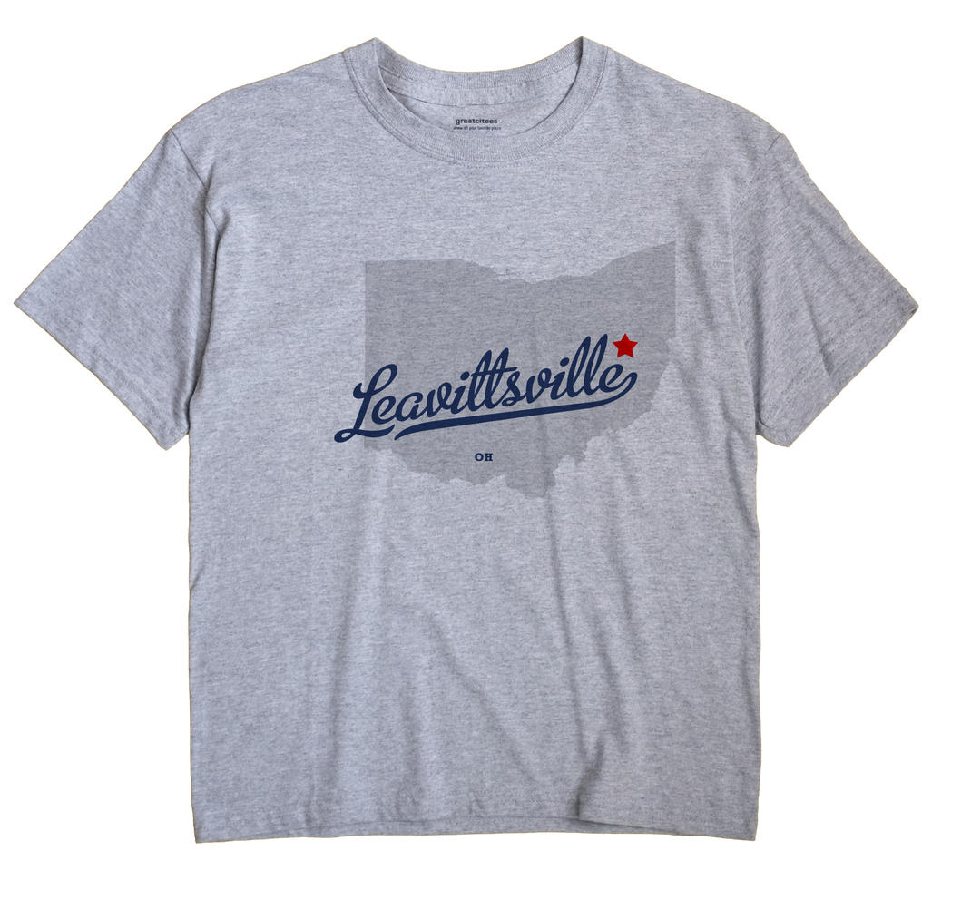Leavittsville, Ohio OH Souvenir Shirt