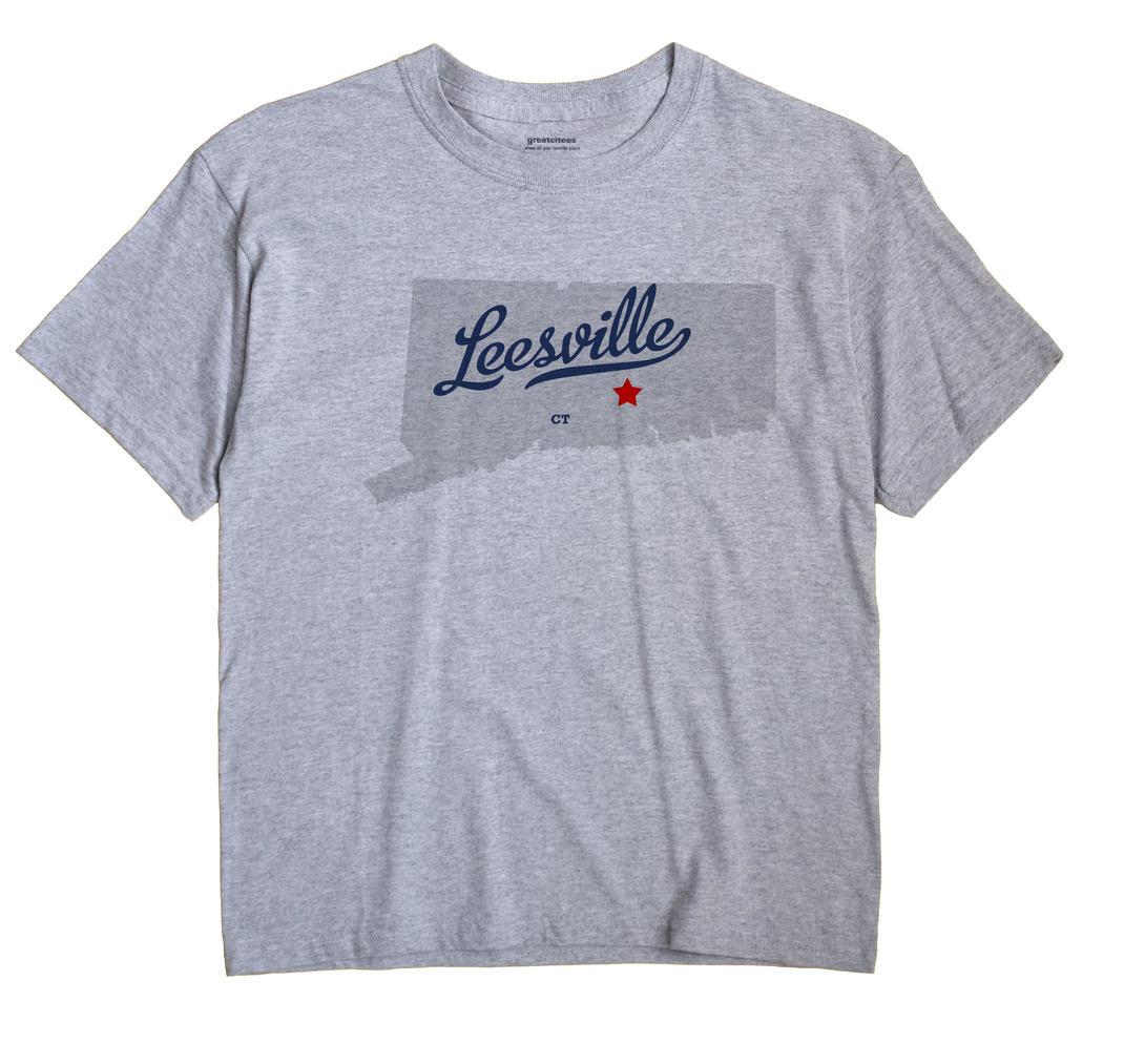 Leesville, Connecticut CT Souvenir Shirt
