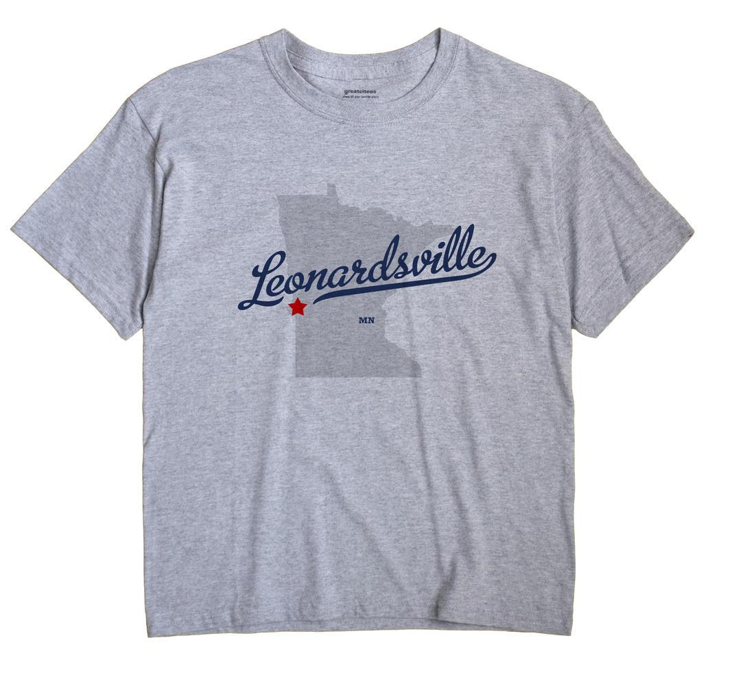Leonardsville, Minnesota MN Souvenir Shirt