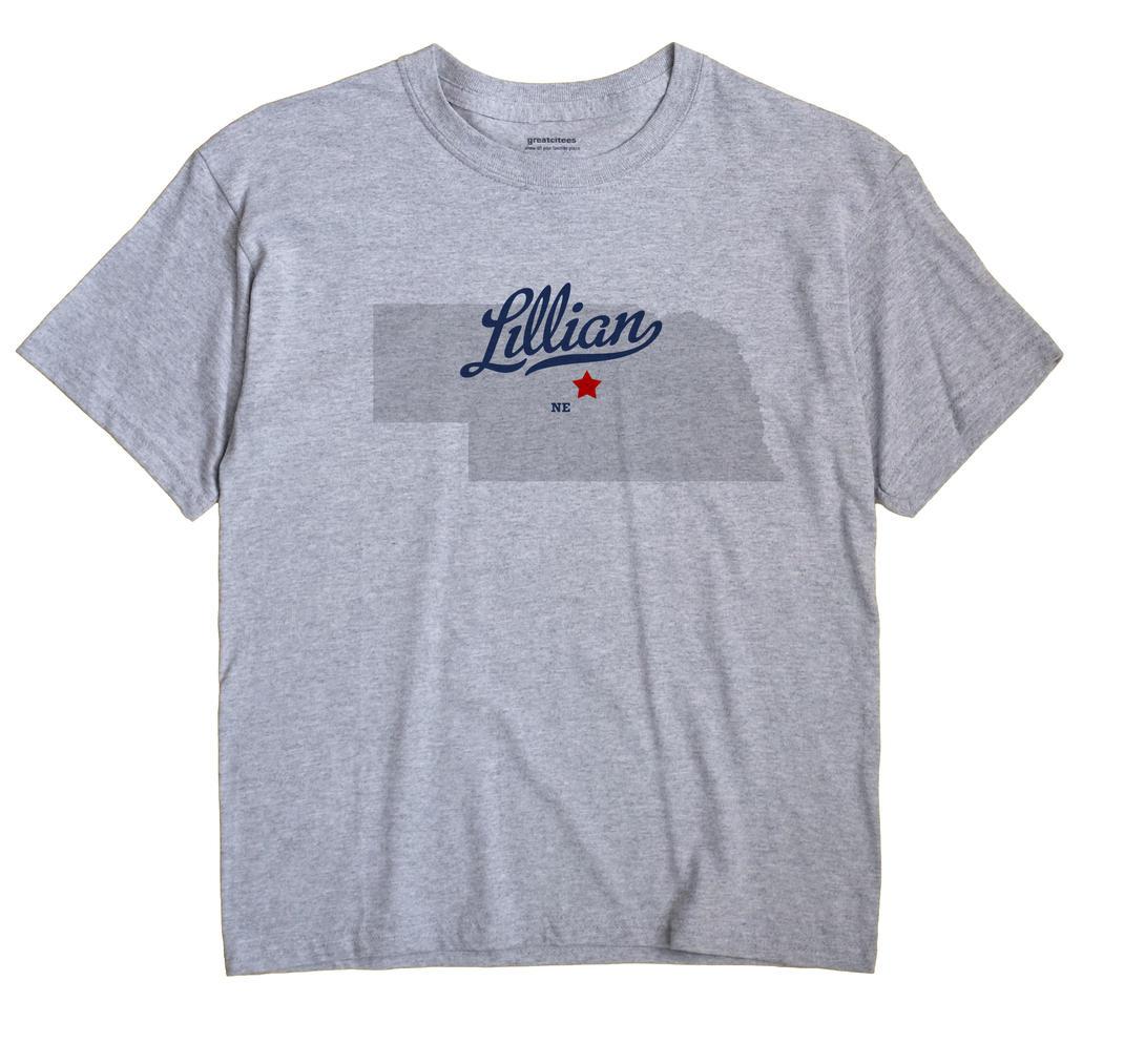 Lillian, Nebraska NE Souvenir Shirt