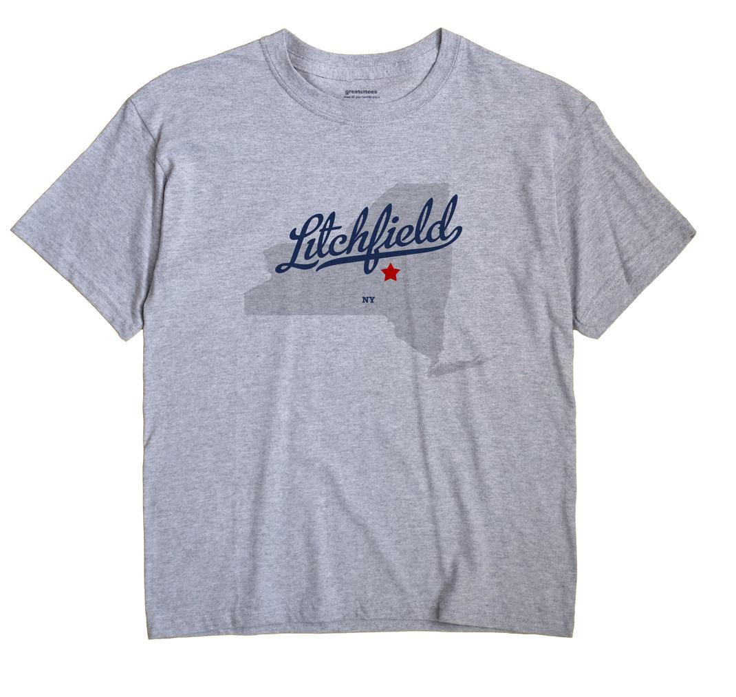 Litchfield, Herkimer County, New York NY Souvenir Shirt