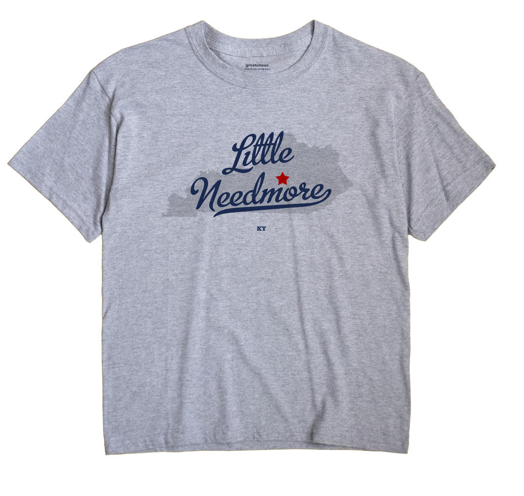 Little Needmore, Kentucky KY Souvenir Shirt