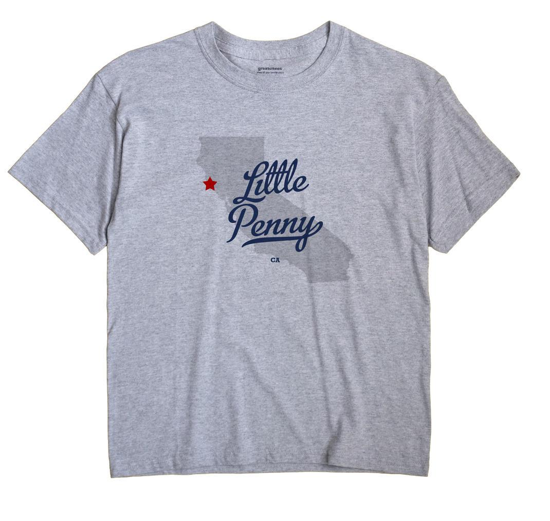 Little Penny, California CA Souvenir Shirt