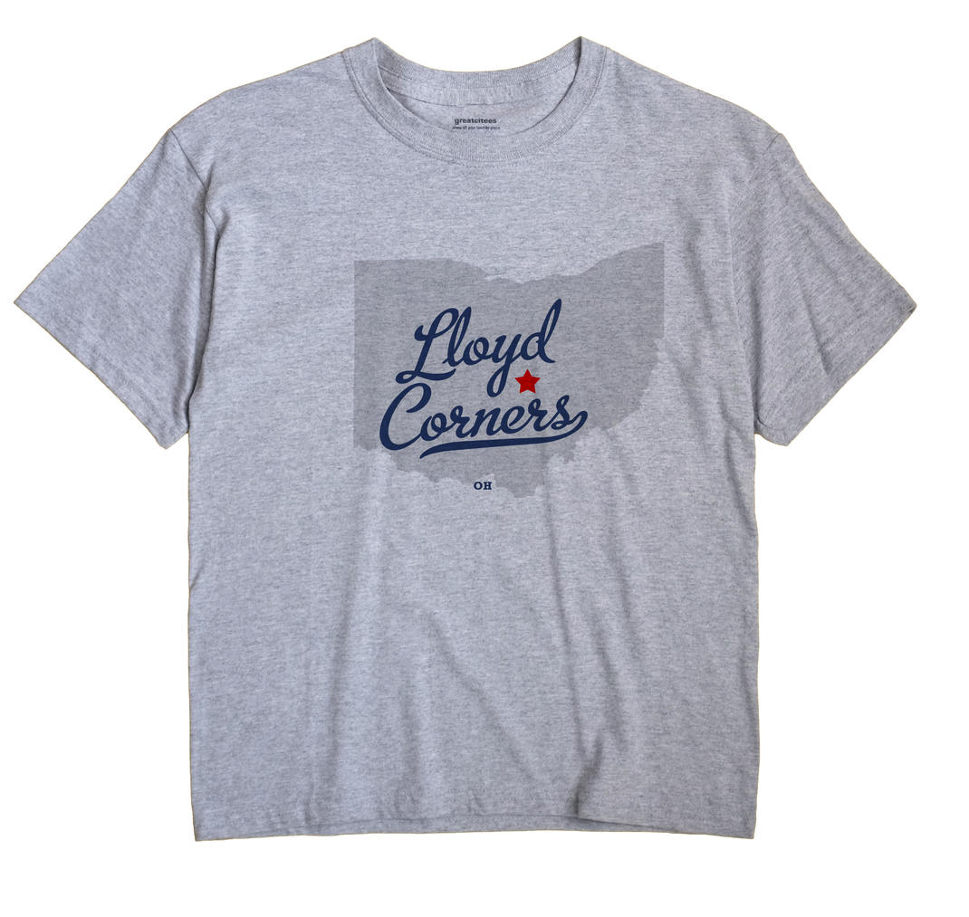 Lloyd Corners, Ohio OH Souvenir Shirt