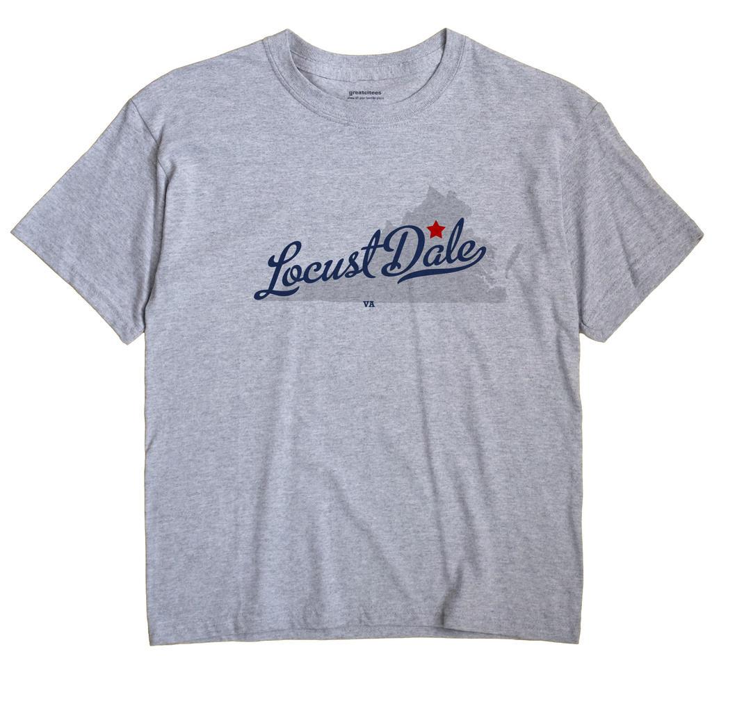 Locust Dale, Virginia VA Souvenir Shirt