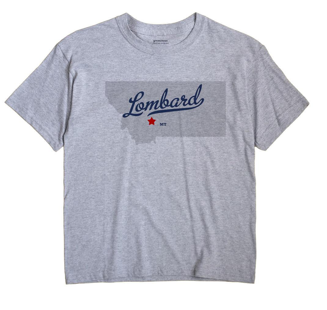 Lombard, Montana MT Souvenir Shirt