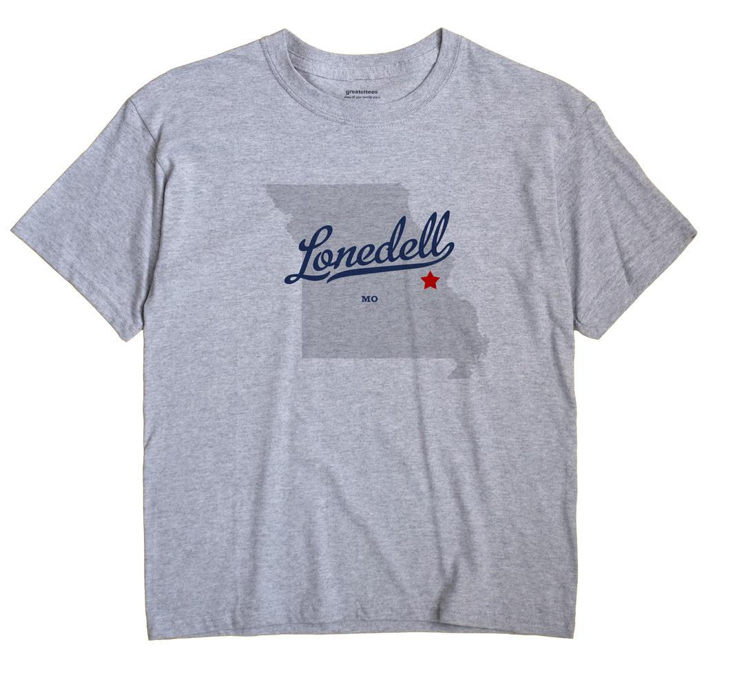 Lonedell, Missouri MO Souvenir Shirt