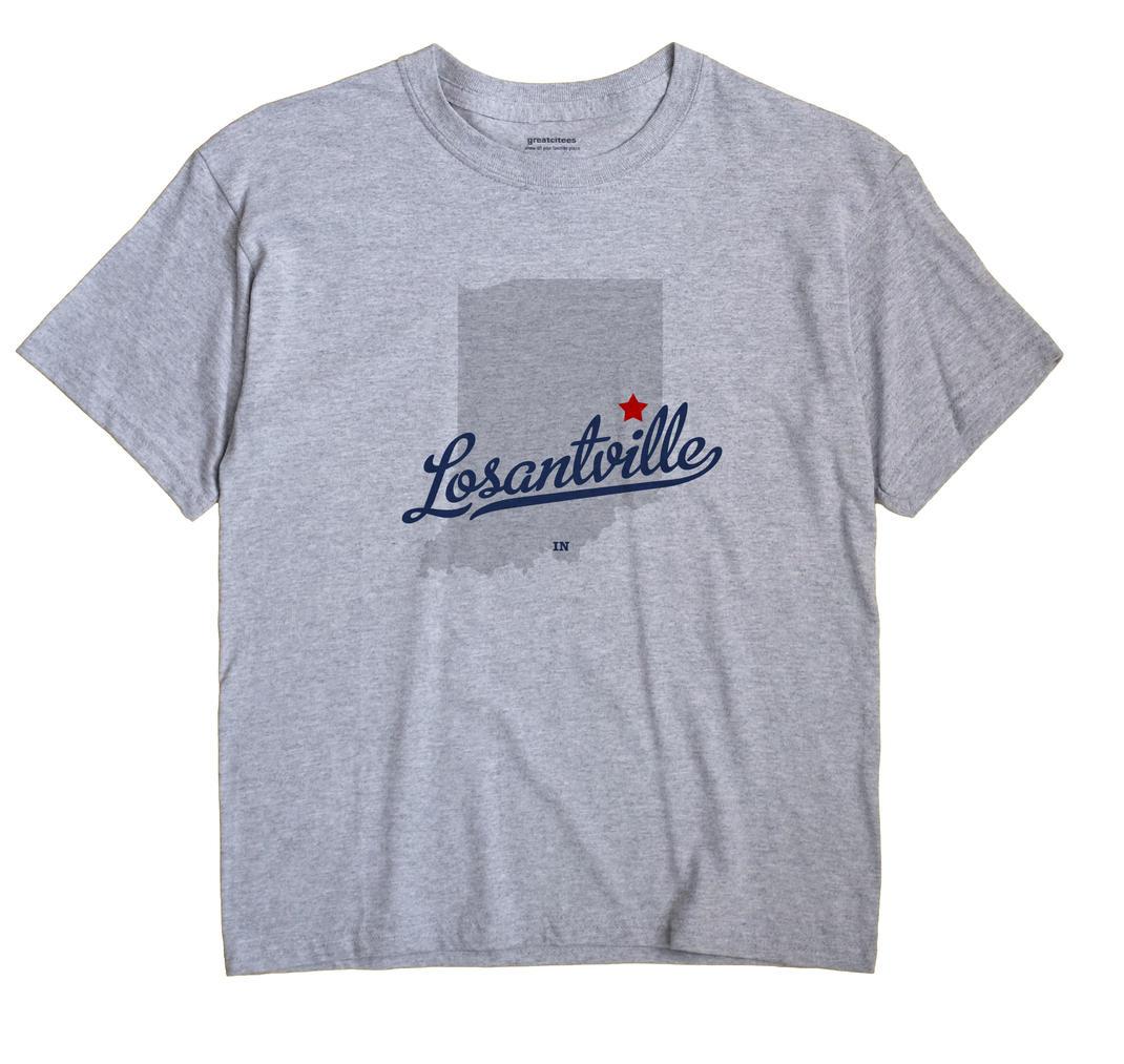Losantville, Indiana IN Souvenir Shirt